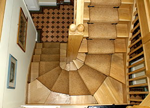 Bespoke staircases Exmouth