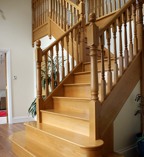 Staircase Regulations Uk >> Bespoke Staircases Devon