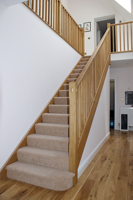 Staircase Regulations Uk >> Bespoke Staircases Devon