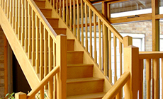 Oak Staircases Exeter